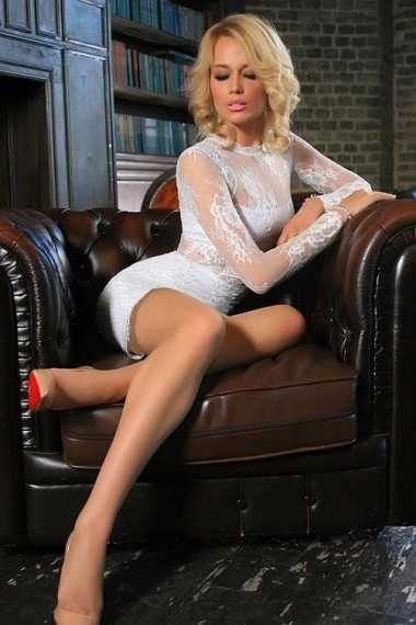 Brianna, beautiful Russian escort who offers company in Rome