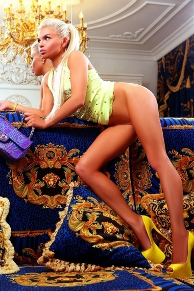 Veronika, beautiful Russian escort who offers company in Rome